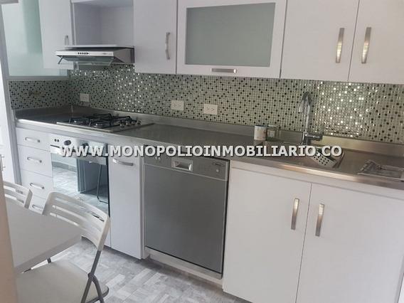 Apartamento En Alquiler - El Poblado La Frontera Cod: 12105