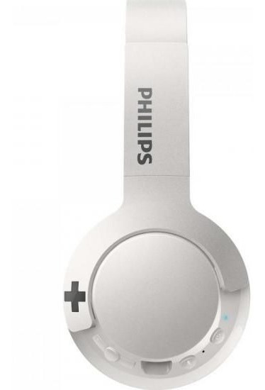 Fone De Ouvido Philips Bluetooth Supra Auricular Branco
