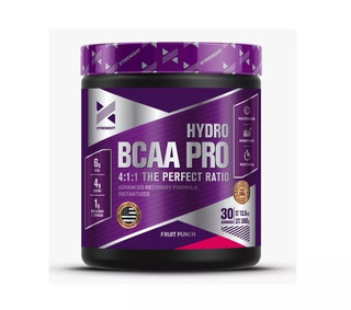 Hydro Bcaa Pro 30 Serv Xtrenght 360 (solo Rosario) Fit World