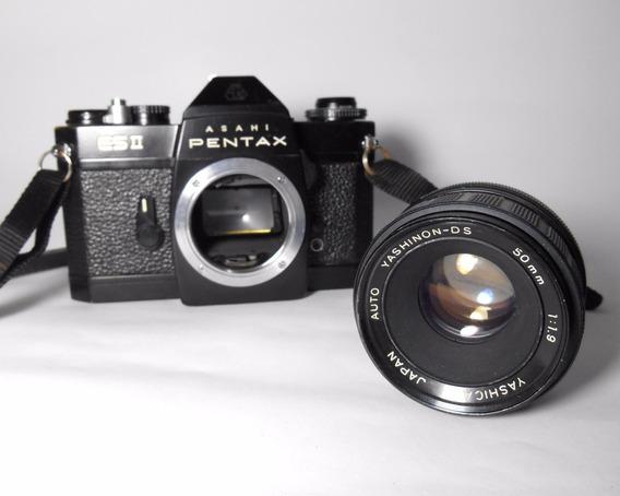Câmera Analógica Asahi Pentax Es2