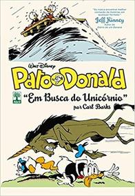 Pato Donald Por Carl Barks - Em Busca Do Unicórnio