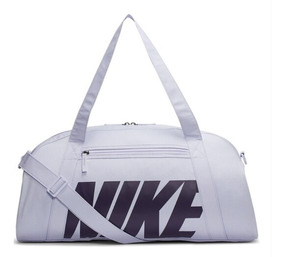Bolsa Nike Gym Club Lilás 30 Litros Original