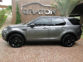 Land Rover Discovery Sport 2.2 Sd4 Hse Black 5p