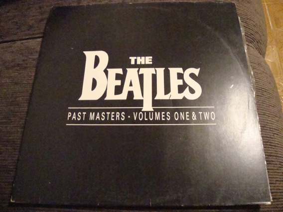 Vinil The Beatles Past Masters -volumes One & Two