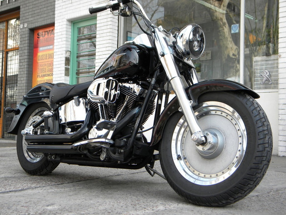 Harley Davidson Fat Boy 1450cc 1999 Carburado