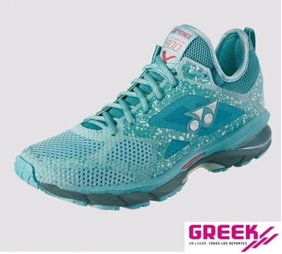 Zapatillas Yonex Running Saferun 800x Ladies Aqua Mint