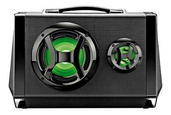 Caixa De Som Multilaser Active Sound Bluetooth 80w Sp217