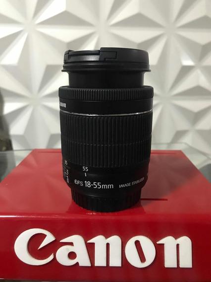 Lente Canon Efs 18-55mm Stm Cânon