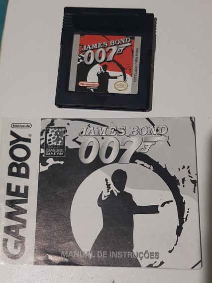 James Bond 007 Game Boy