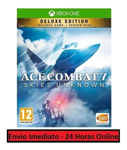 Ace Combat 7 Jogo + Todo Conteúdo Extra Xbox One Digital