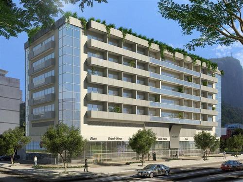 Sala Comercial Para Venda, Jardim Botânico, Rio De Janeiro - Sa2764. - Sa2764-inc