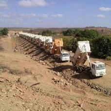 Caminhões Caçamba Pra Locacoes