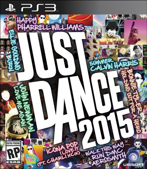 Just Dance 2015 Ps3 - Leia Descrição
