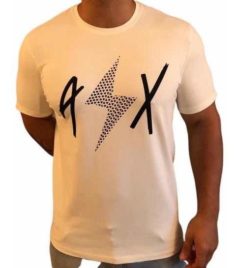 Camiseta Armani Exchange- Original- Última Peça