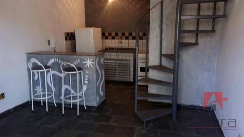 Kitnet Com 1 Dormitório Para Alugar, 30 M² Por R$ 950/mês - Jardim Do Sul - Bragança Paulista/sp - Kn0025