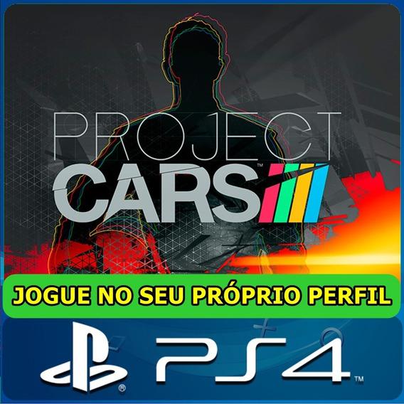 Project Cars Ps4 Digital Psn Original Em Português