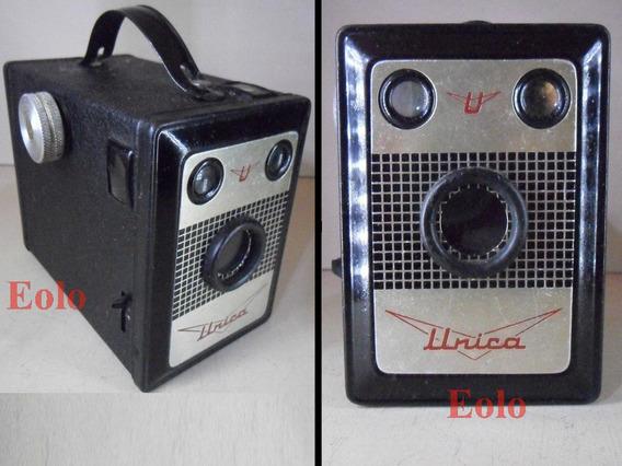 Unica Box 120. Lomo Lomografia * Novinha ! * #