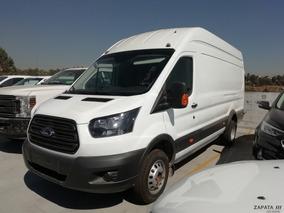 Ford Transit Van Jumbo Diesel 470e 2.2 Lts 2019