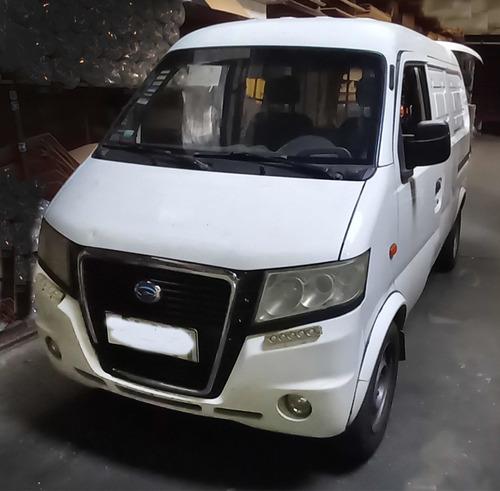 Gonow Mini Van 2010 1.0 Cargo