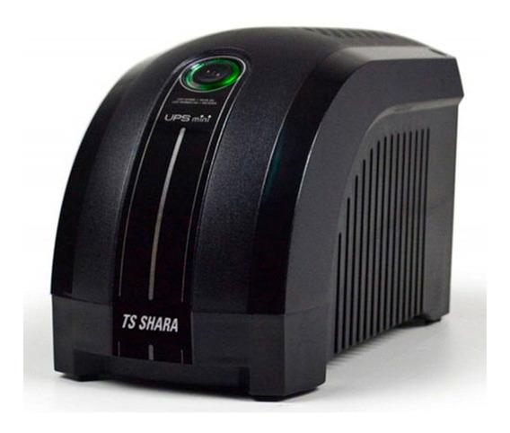 Nobreak Ups Mini Ts Shara 600va