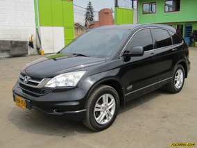 Honda Cr-v Lx At 2.4 4x4