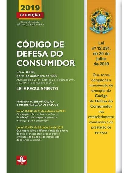 Codigo De Defesa Do Consumidor - Lipel