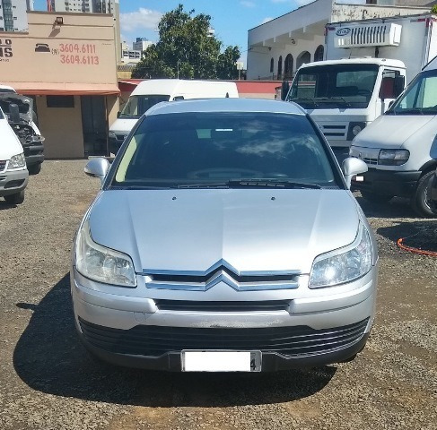 Citroen C4 Pallas 2008 Top