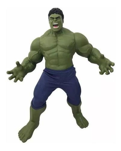 Boneco Hulk Avengers Guerra Infinita Grande - Mimo