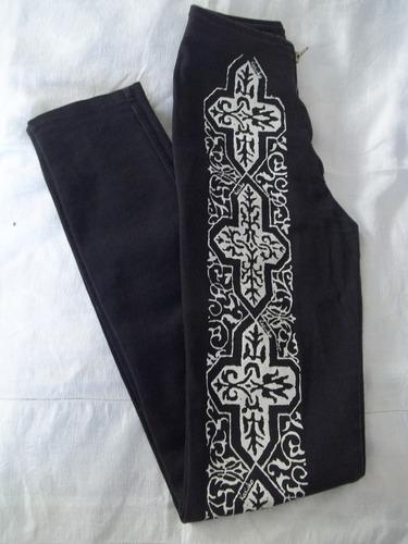 Pantalon Kosiuko Elastizado Con Cruces. Super Original !!