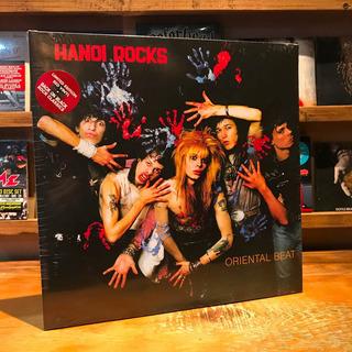 Hanoi Rocks Oriental Beat Edicion Vinilo
