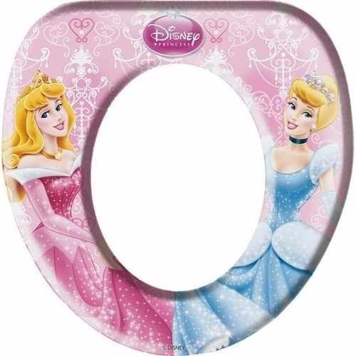 Redutor De Assento Para Vaso Sanitário Acolchoado Princesas
