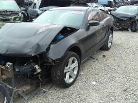 Ford Mustang 2010 V6 Automatico Venta De Partes