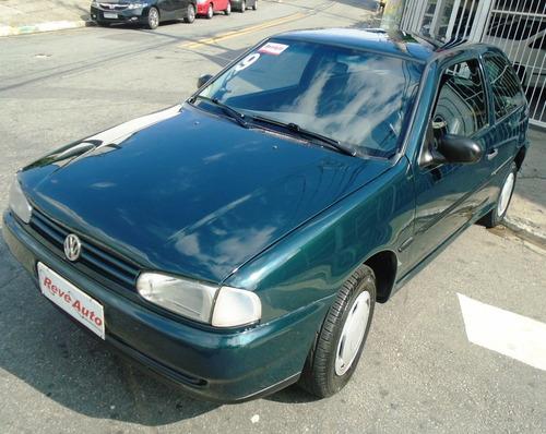 Volkswagen Gol 1.6 Mi Cl 8v 1997