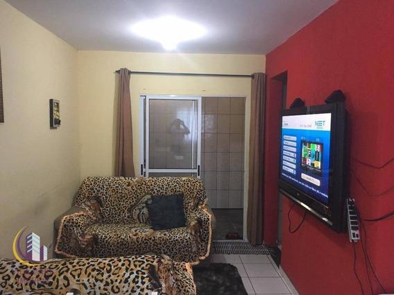 Sobrado 2 Dormitórios, 2 Banheiros, Cozinha Planejada, 2 Vagas, Jardim São João, Jandira. - So0189