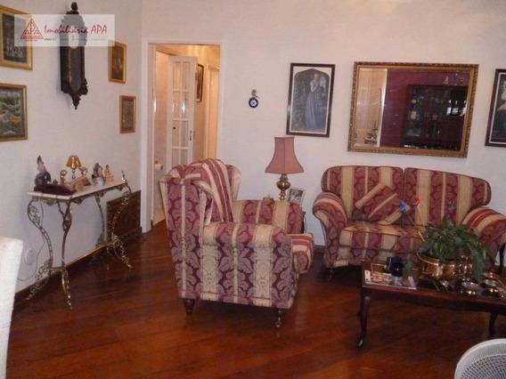 Apartamento À Venda, 92 M² Por R$ 750.000,00 - Higienópolis - São Paulo/sp - Ap0716