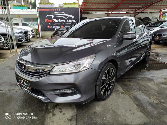 Honda Accord 2016 Ex L At 3500cc 4p