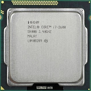 Processador Intel Core I7 2600 Lga 1155 Oem (com Defeito)