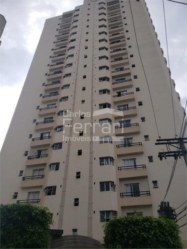 Imagem 1 de 15 de Apartamento Bem Localizado Na Santa Terezinha - Cf32730