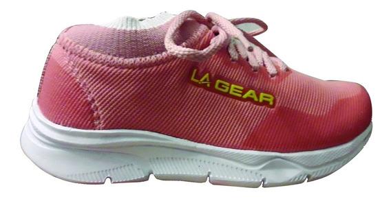 Zapatillas L.a. Gear Niñas Spirit Kids (lak-05793)