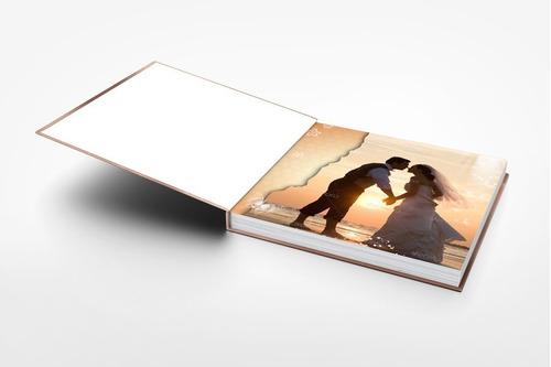 Fotolivros  20x20cm Álbum Fotos Capa Dura  Kit Com 3 Unidade