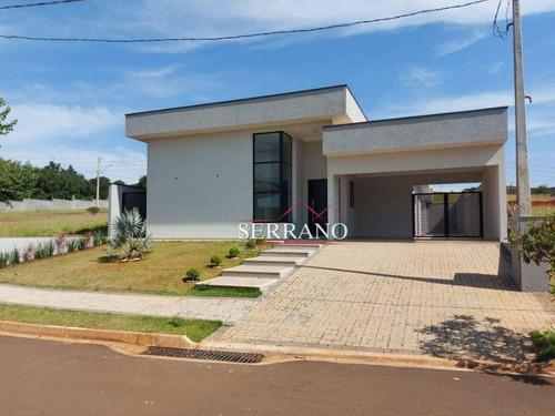 Imagem 1 de 25 de Casa À Venda, 226 M² Por R$ 980.000,00 - Residencial Florisa - Limeira/sp - Ca0325