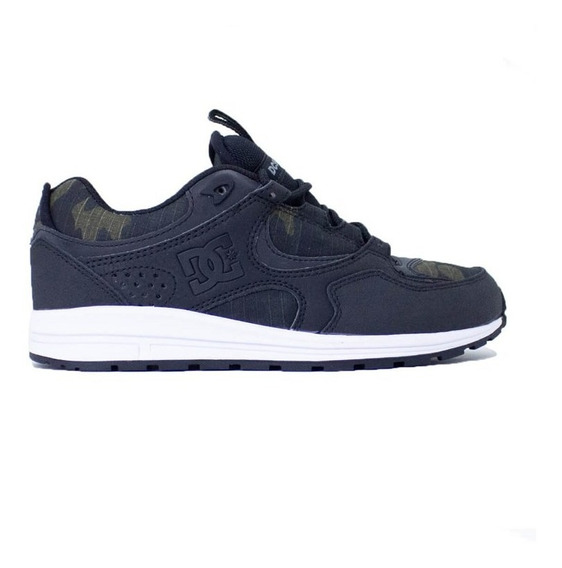 Tênis Dc Shoes Kalis Lite Imp Black Camo