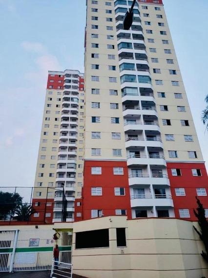 Apartamento Com 3 Dormitórios Para Alugar, 70 M² Por R$ 2.000,00/mês - Centro - Guarulhos/sp - Ap0454