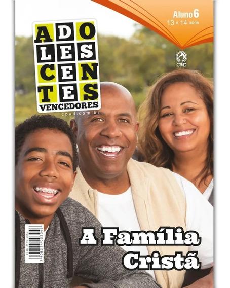 Revista Adolescentes Vencedores 2° Trimestre 2020 Aluno Cpad