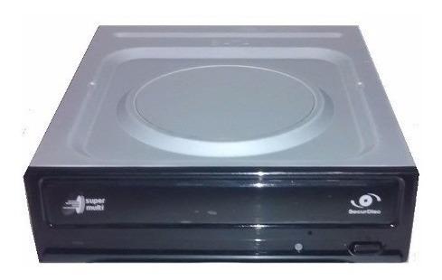 Imagem 1 de 3 de Gravador Dvd LG  Sata -modelo- Gh22ns40 - Novo