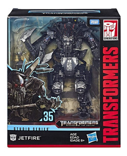 Transformers Toys Studio Series 35 Leader Class Rof Jetfire