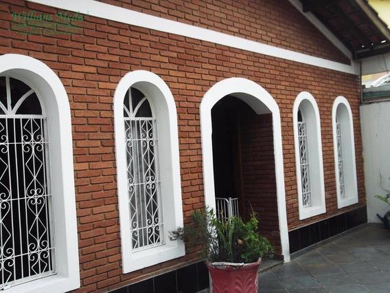Casa Residencial À Venda, Jardim Bom Clima, Guarulhos - - Ca0356