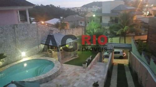 Casa Em Condomínio-à Venda-taquara-rio De Janeiro - Vvcn40013