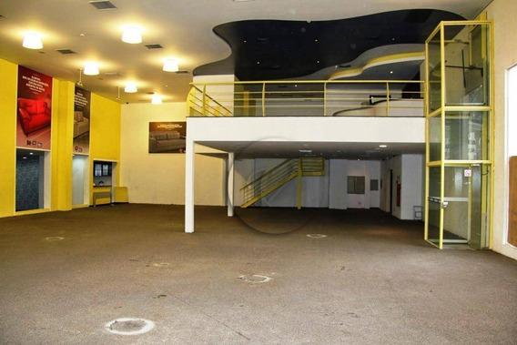 Salão Comercial Para Locação, Santo Antônio, São Caetano Do Sul - Sl0116. - Sl0116