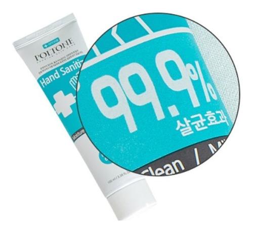 Imagen 1 de 6 de Pack De 5 - Alcohol Gel Coreano (no Pegajoso)